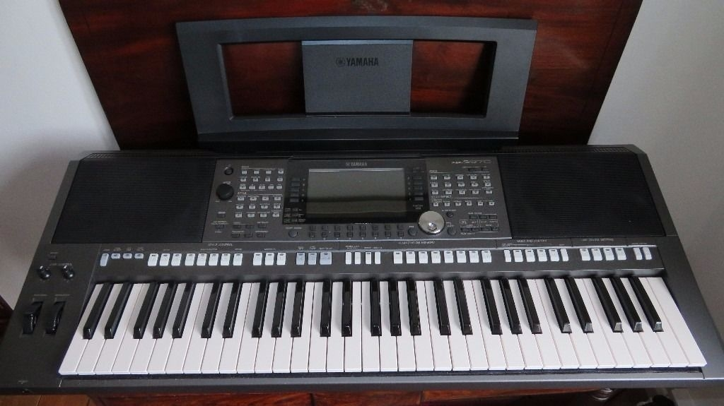 yamaha psr s970 keyboard occ keyboards. Black Bedroom Furniture Sets. Home Design Ideas